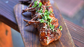 Thai Glazed Chicken Wings