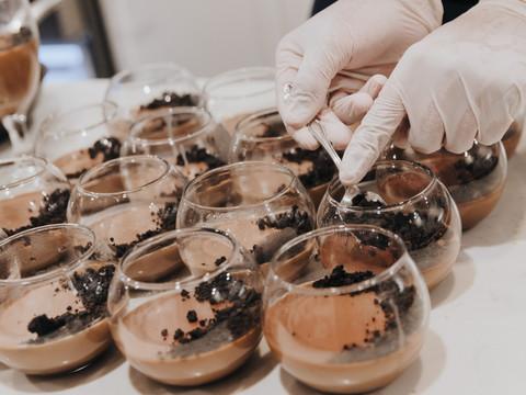 Death By Chocolate Panna Cotta
