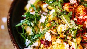 Roasted Summer Corn Salad!