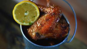 Lemon Pepper Wet wings-Inspired by Atlanta on FX