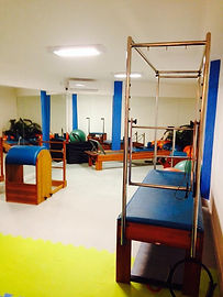 Pilates Jacuí center