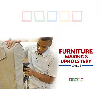 Furniture Making & Upholstery