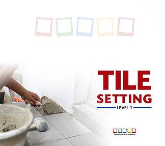 Tile Setting