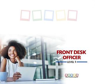 Front Desk Officer