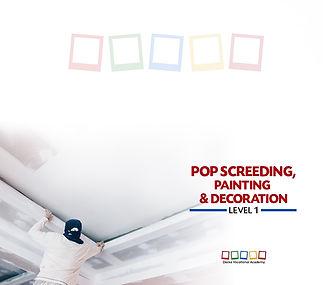 POP Screeding & Painting