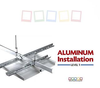 Aluminum Installation