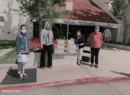WeTogether -- Donation to Mission Hospital