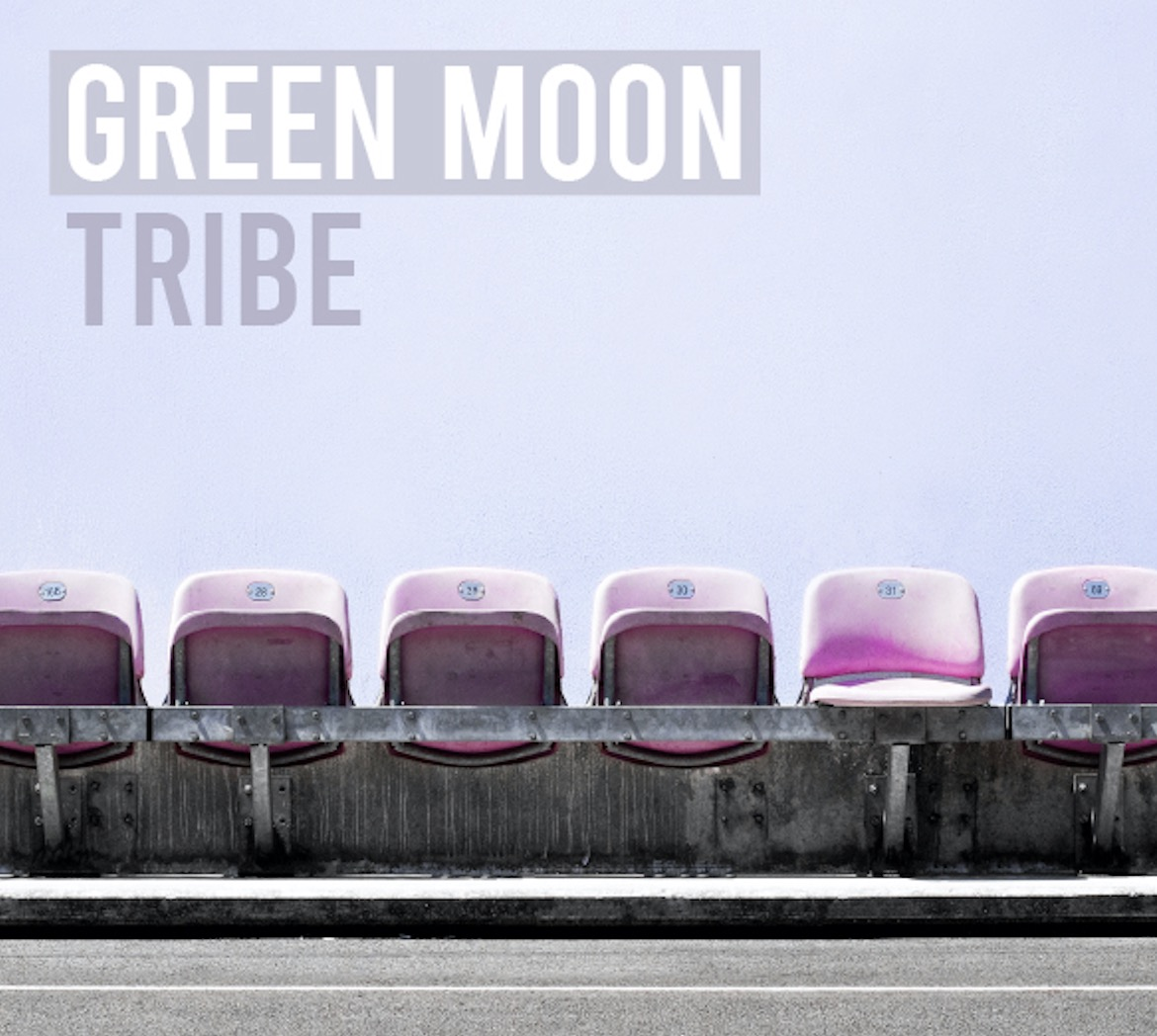 GREEN MOON TRIBE Visuel  album 2020