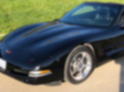 Randy Newell 1999 Corvette Convertible.j
