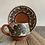Thumbnail: Mosaic Tea/ Coffee Cup and Saucer