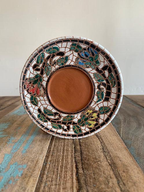 Saucer tea cup size