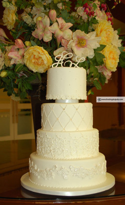 Cake by Judy Fauteux