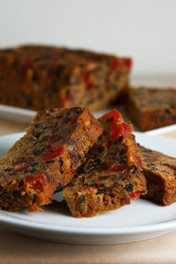 Dark Rich Fruit Cake