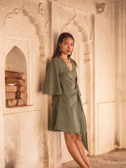 Lyra Dress of Atman's Earthbound Collection