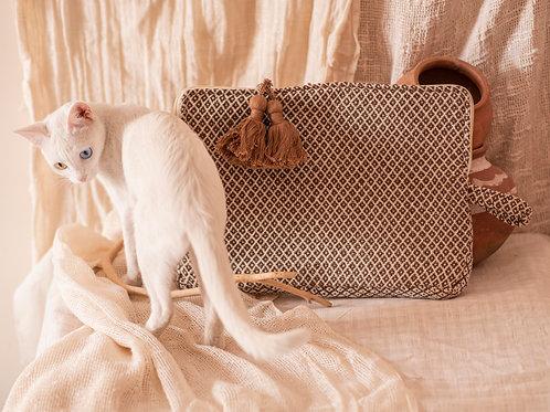 Hand-woven Laptop Bag