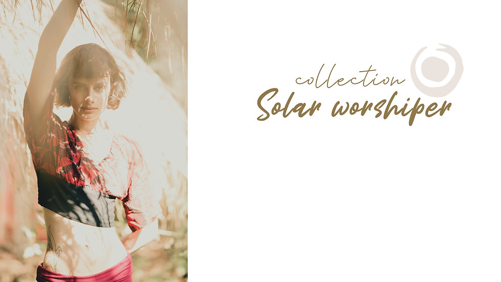 Solar worshiper collection frontpage