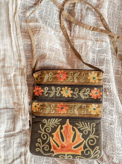 Handmade Boho Shoulder Bag 13