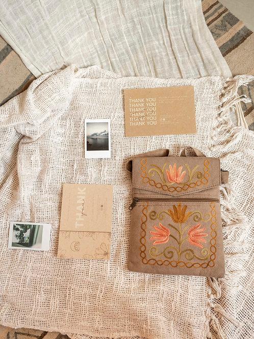 Handmade Boho Shoulder Bag 5