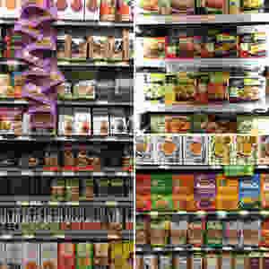 Glutenfritt i London - Whole Foods