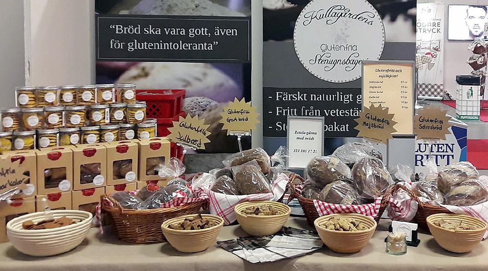 Mat för livet - Kullagårdens glutenfria Stenugnsbageri