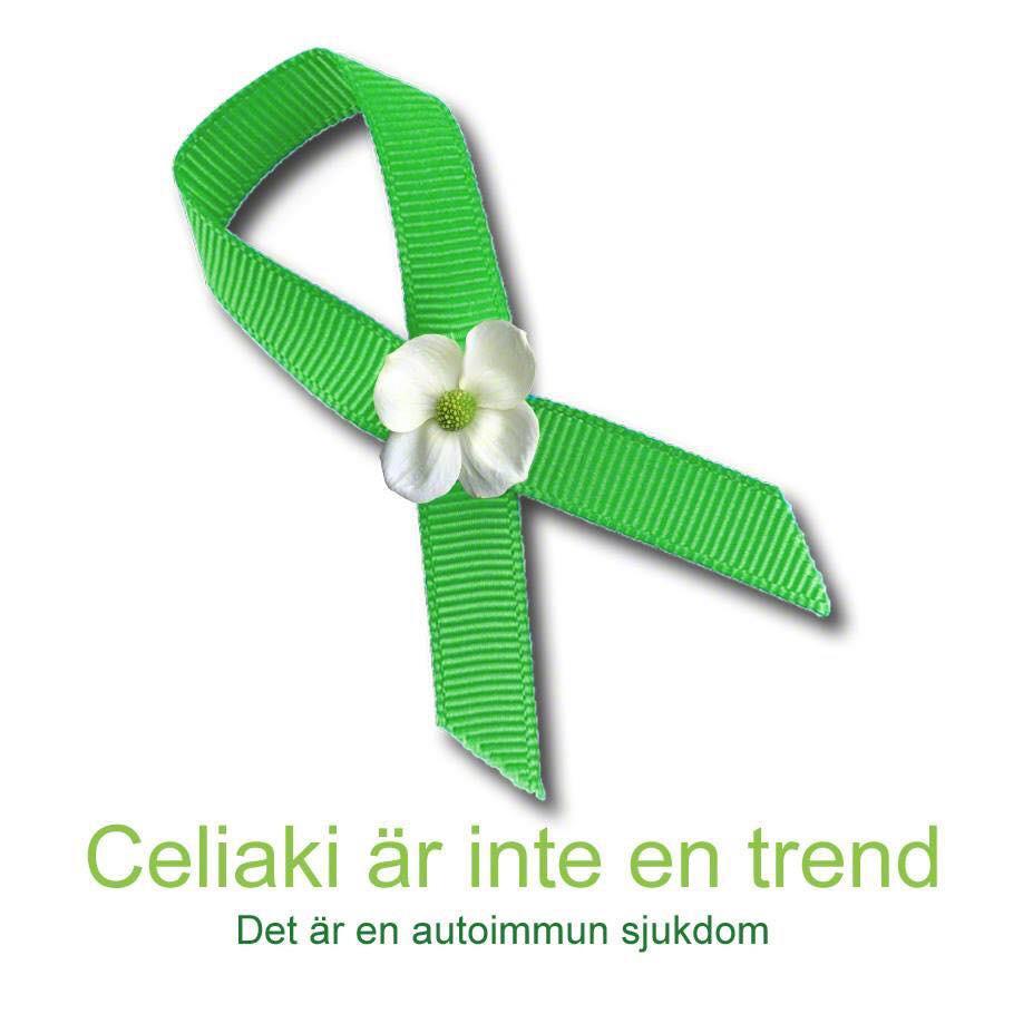 Celiaki är inte en trend. Det är en autoimmun sjukdom!