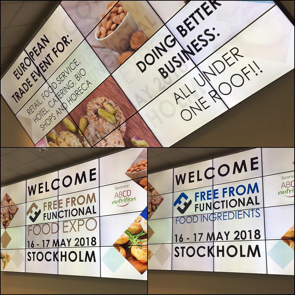 Free from functional food expo in Stockholm_kustenarklar