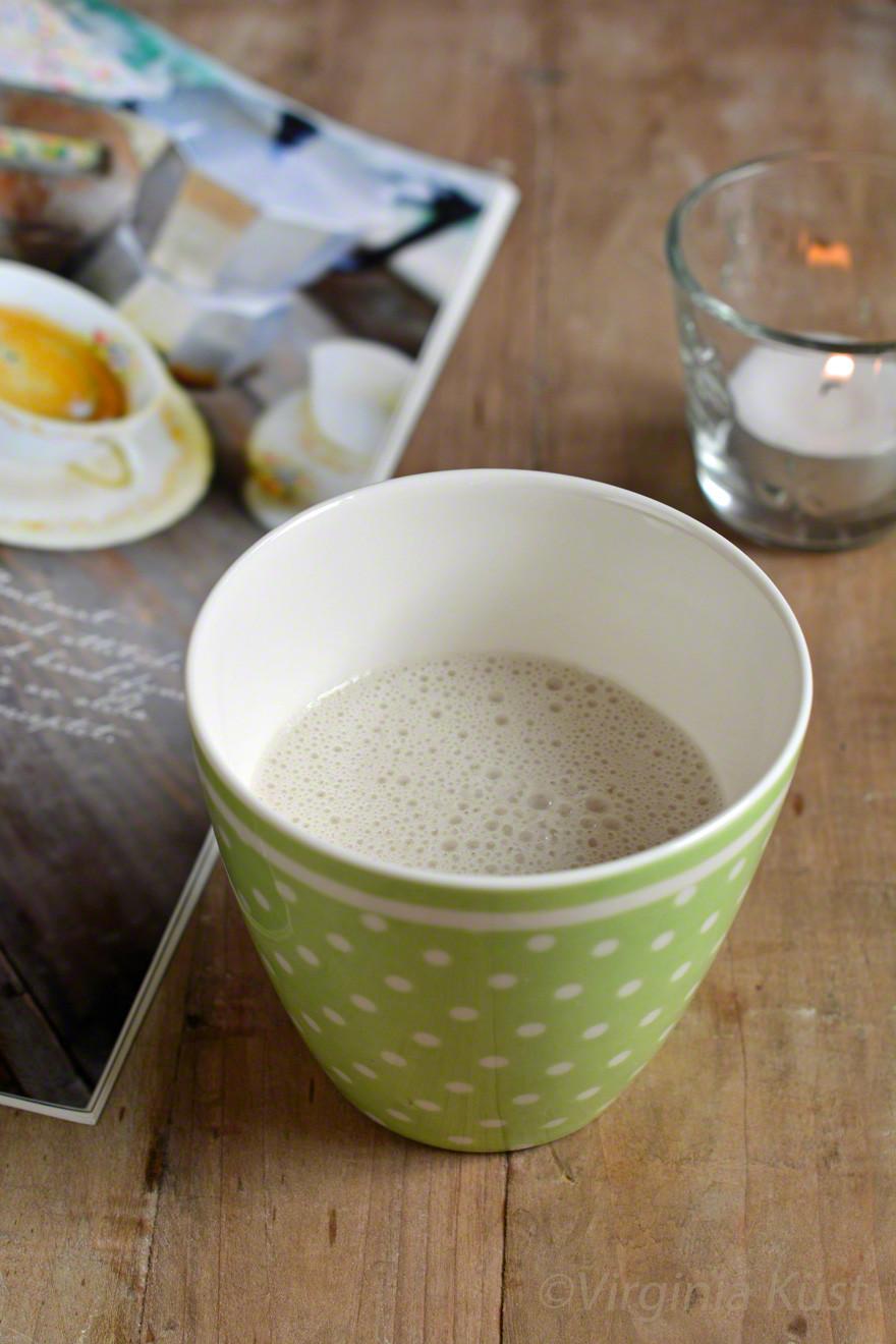 Glutenfri och mjölkfri fullkornsvälling