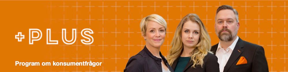 Screenshot från SVTs webbsida