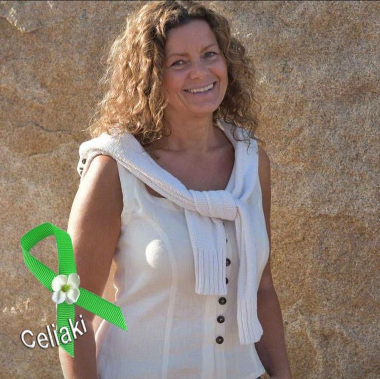 Motiv med grön rosett till profilbild på Facebook