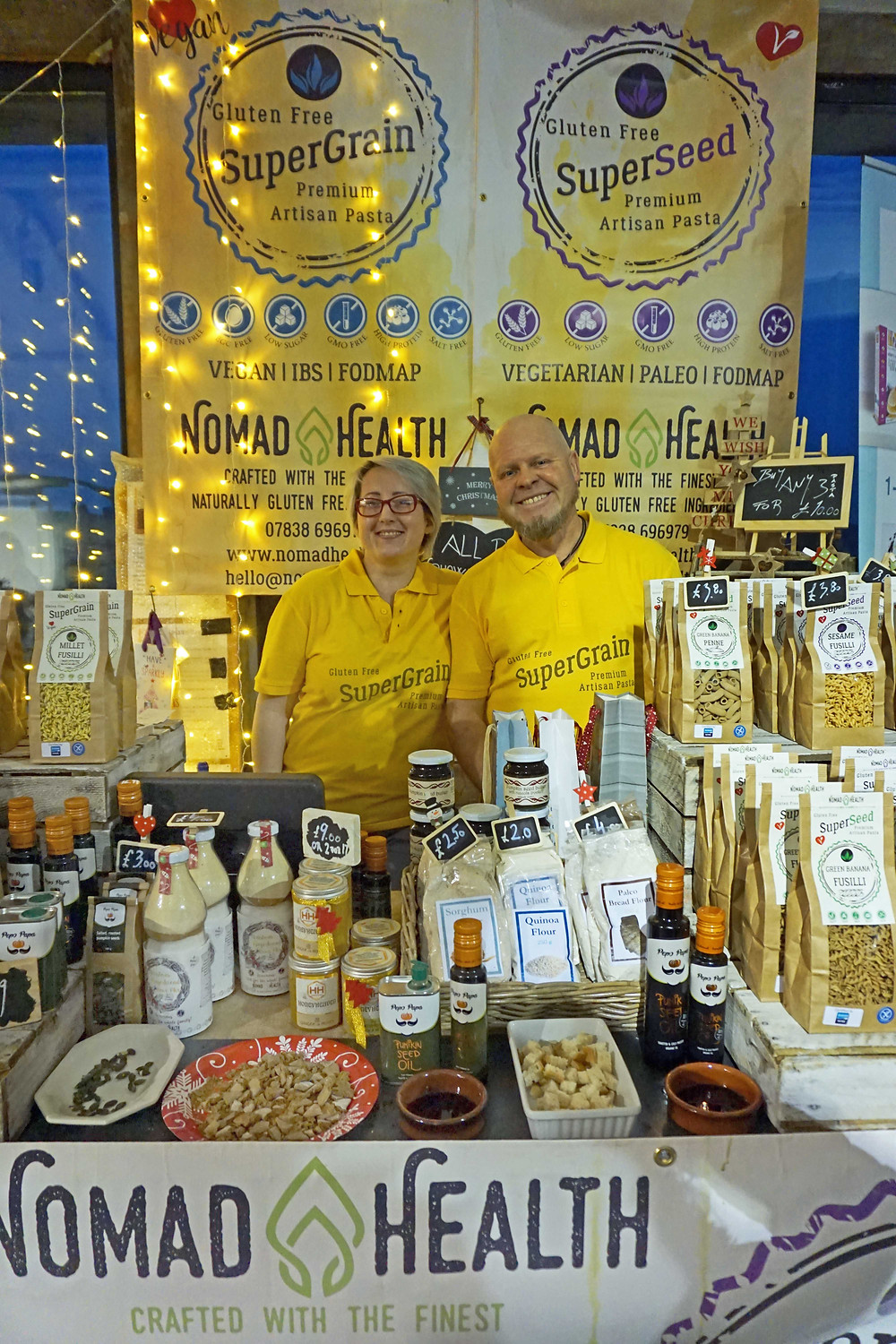 Free From Festival in England - Normad Health