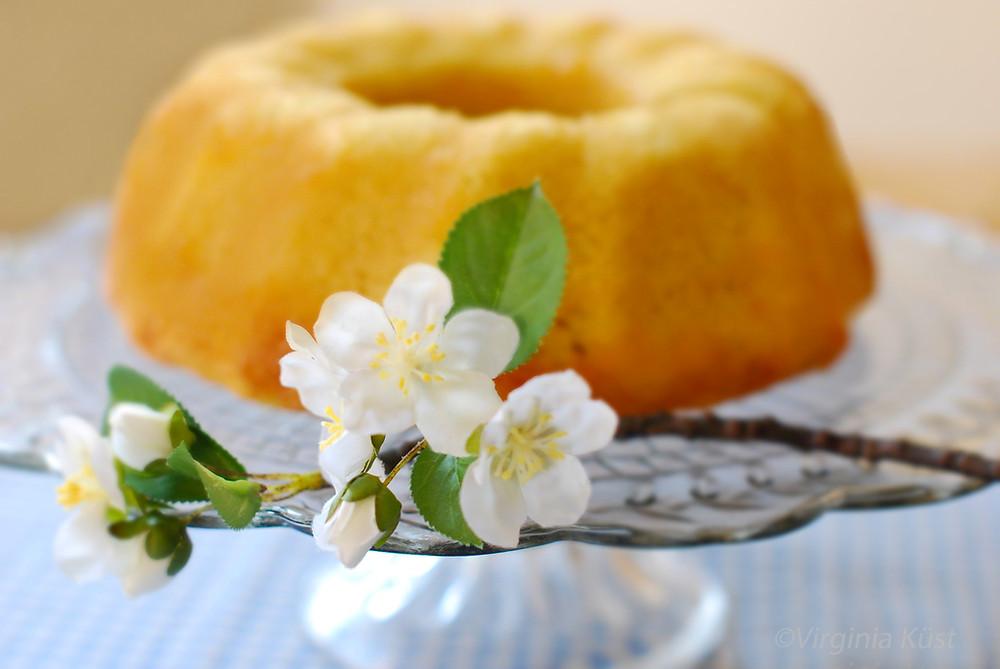 Glutenfri och mjölkfri sockerkaka