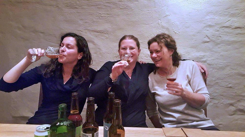 Glutenfri ölprovning i Stockholm