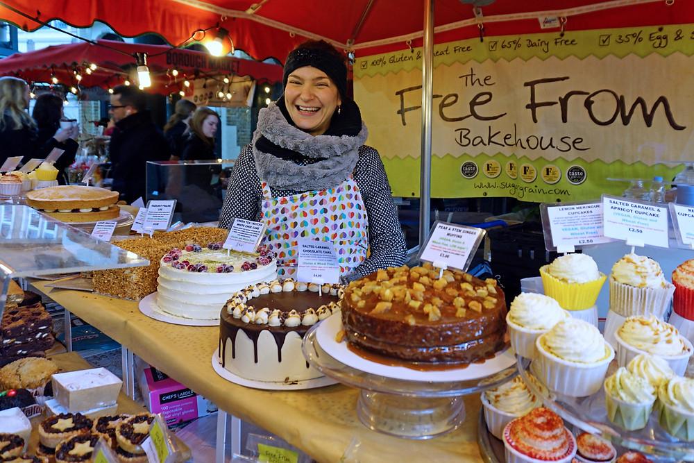 Glutenfritt - Free From Bakehouse - Borough Market