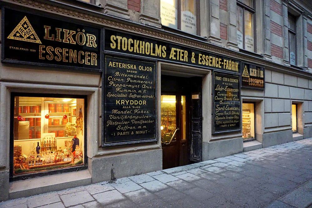 Essensfabriken i Stockholm