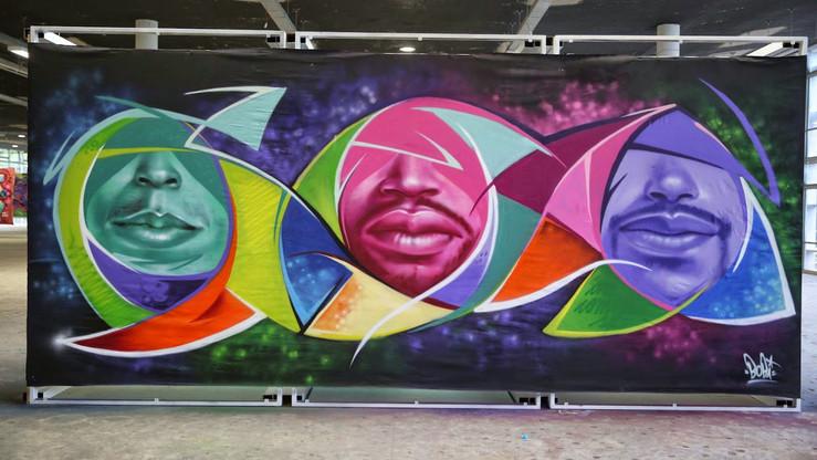 Bienal de Graffiti SP .