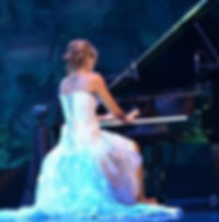 Annick Ozier-Lafontaine, pianiste