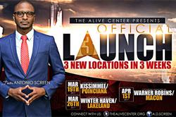 launch flyer