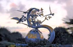 Sculpture Monumentale - Brem sur mer