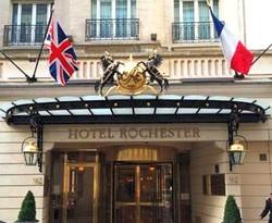 Logo d'entreprise - Chevaux - Hôtel Rochester - Paris