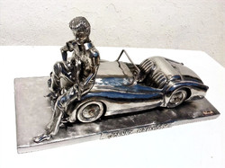 Sculpture - Johnny Hallyday