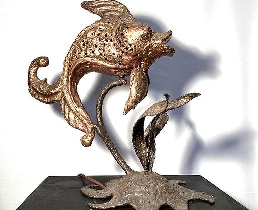 Poisson Sculpture Luminaire