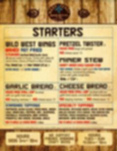Beer Creek - Starters.jpg