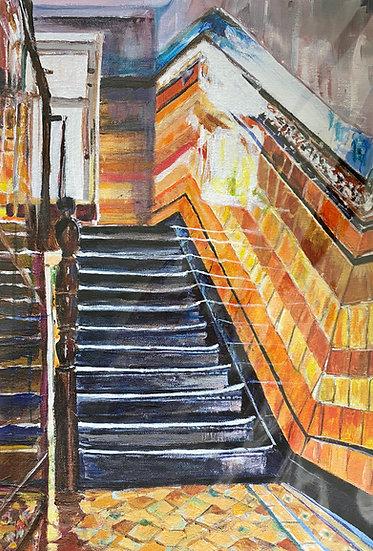 Tenement Stair