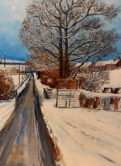 First Snow, Nethermill