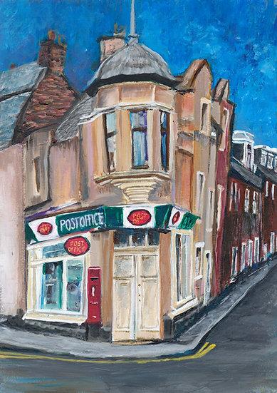 Galloway Street Post Office, Dumfries