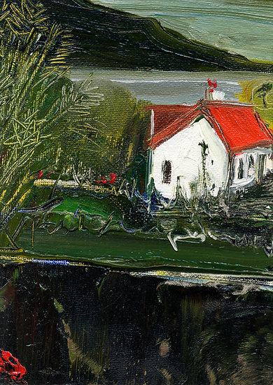 Cottage on the Loch