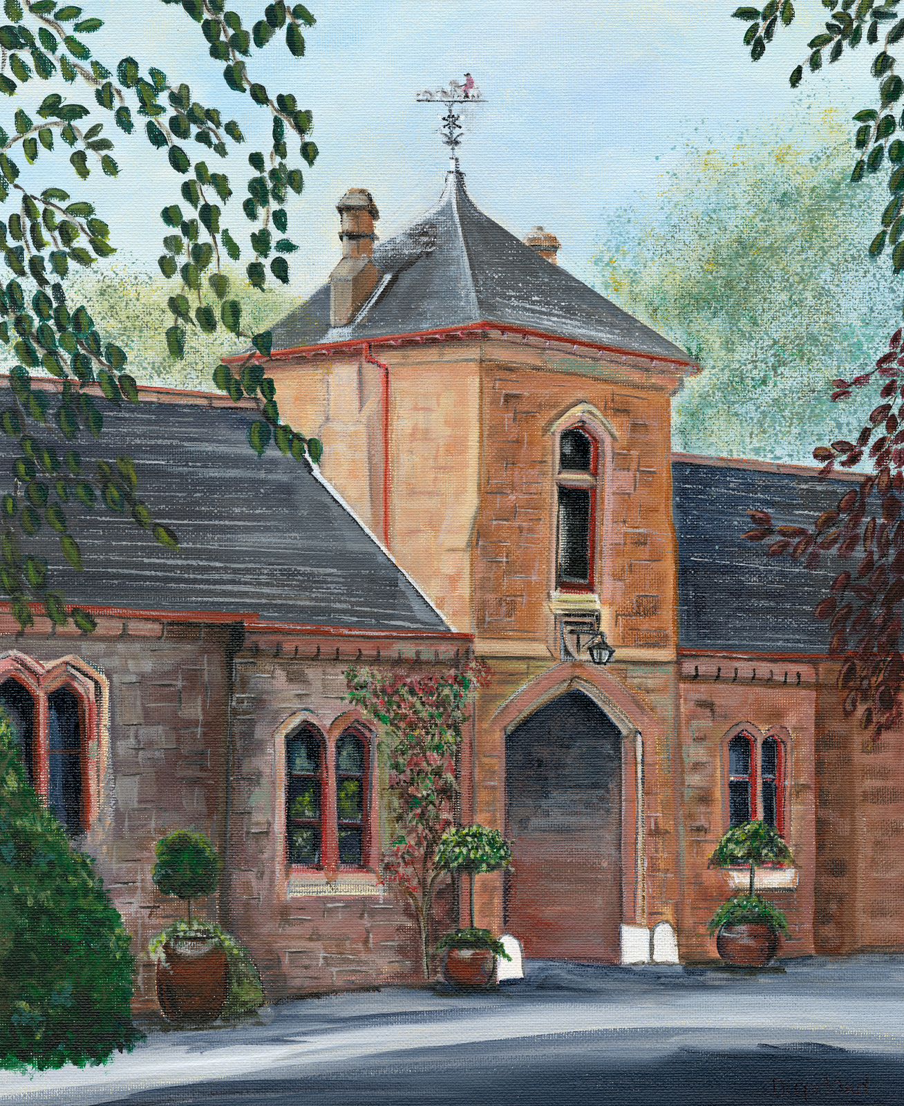 The Stable Block, Dumfries