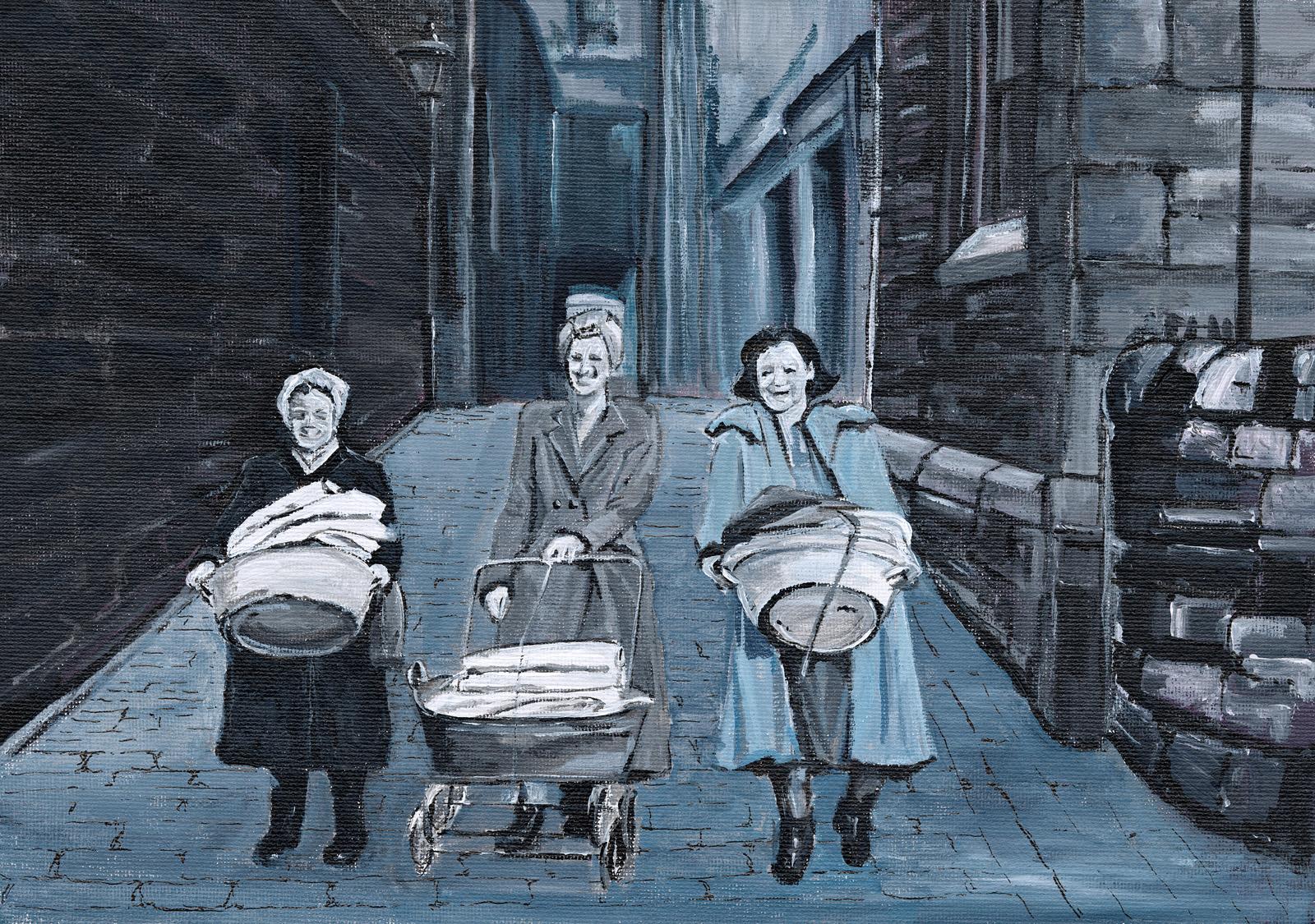 Washer Women by Deborah Copeland