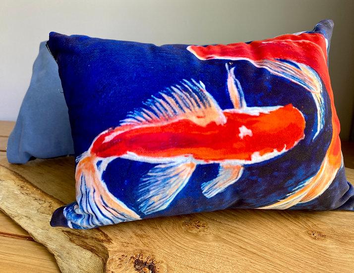 Koi Fish Cushions