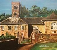 Durisdeer Parish Church, Dumfries